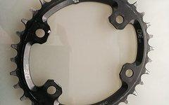 One Up Components Ovales Narrow Widerrufs Kettenblatt 34T für XT M8000 guter Zustand!