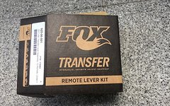 Fox Transfer Remote Lever Kit 1 fach