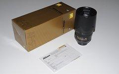 Nikon Objektiv - Nikkor AF-S VR Zoom-Nikkor 70–300 mm 1:4,5–5,6G IF-ED