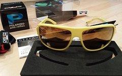 Casco Sport- und Sonnenbrille SX-61 Polarized light yellow-gold