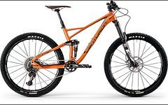 Centurion No Pogo Carbon 3000.27 All Mountain 650b Fully MTB 27,5""