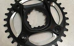 SRAM GXP Spider + SRAM Narrow Wide X-SYNC 32t Kettenblatt