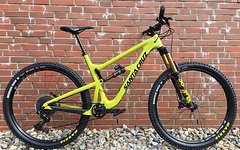 Santa Cruz Hightower LT Carbon CC XX1 2018