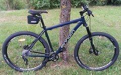 Einhorn Bikes 29er mit Vivax Assist E-Zusatzantrieb 200 Watt 9Ah