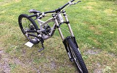 "YT Industries DH 26"" S Große 1200,-"