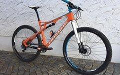 Haibike Sleek 9.20 29R Fullsuspension Mountain Bike 2016