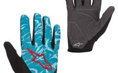 Alpinestars Aero Gloves Blue XS