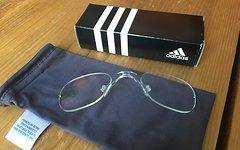 Adidas Evil Eye Evo Pro L | Clip-In ohne Rahmen mit Sehstärke