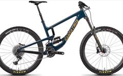 Santa Cruz Nomad V4 CC XO1 Blue RCT Gr. L MY2018 - neu inkl. Rechnung