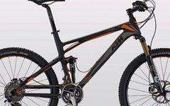 KTM Phinx Prestige Fully Rahmen Carbon + Rockshox Dämpfer