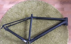 Cannondale F29 Black INC Carbon Rahmen 2014 L