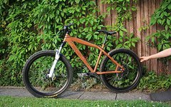 Cesur + Rs Argyle 318 Dirt, Dual, 4x - Freeride
