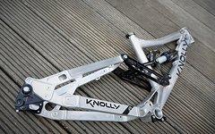 Knolly Podium 2012 Rahmen + RC4 Kashima