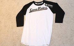 Loose Riders T-Shirt Langarm Größe S
