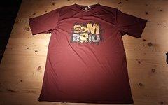 Sombrio Shirt weinrot L