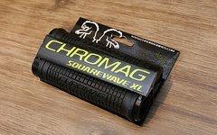 Chromag Squarewave XL LockOn Griffe schwarz