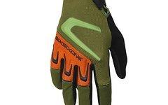 661 SixSixOne Rage Gloves / Handschuhe green/orange XS