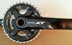 Shimano XT Kurbel 2x11 FC-M8000 175mm 26x36 - NEU!!!