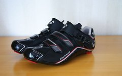 Bontrager Rennrad Schuhe Gr. 43 Race DLX