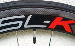 Fsa Sl-K Laufradsatz FSA SL-K Tubular 50mm