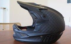 Troy Lee Designs 3D Carbon Helmet Mips Midnight Größe S