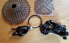 "Sram Xx1 Upgrade 1 x 11 ""NEU"""