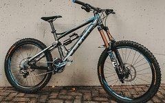 Cube Hanzz SL 2013 Downhill Freeride MTB Top Zustand Np3699€
