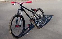 "Mutant Bikes 2SIX X-RAY 26"" +Lager"