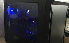 Gamer Itx  Pc Asus Gtx 1060 Strix Z170I I5 Corsair Gamer pc Tausch gegen Enduro mit Zuzahlung meinerseits.