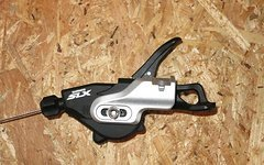 Shimano SLX 2/3-fach Schalthebel Trigger Shifter NEU SL-M670-b links I Spec B