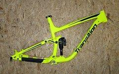 Transition Bikes 2016 PATROL Rahmenkit Größe XL inkl. Rock Shox Monarch Plus RC3 Debonair Rear Shock