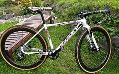 Ridley X-Ride Disc SRAM X1 Hydraulic