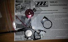 Manitou Milo Remote-Kit ab Modell 2011 *neu*