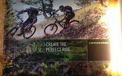 Bike Wandgrafik Fahrrad Bild Fahrrad Grafik Cannondale