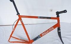 Müsing Vuelta Rennrad Rahmen mit Carbongabel RH 60