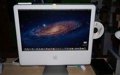 """Apple iMac G5 20"""" (iMac5.1 / 4.Generation / Ende 2006) sehr gepflegt und kaum benutzt (Tausch möglich)"""