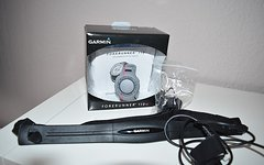 Garmin Forerunner 110 W - GPS Trainingscomputer inkl. Brustgurt