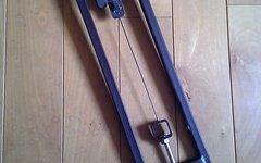 Tensioner Laufradbau Tensiometer Kalibriergerät Messgerät für Speichenspannung