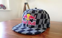 Red Bull New Era Cap 7 3/8