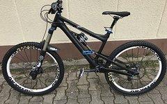Canyon Torque 8.0 Alpinist Enduro Downhill Bike Fahrrad