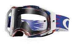 Oakley Airbrake MX High Voltage Goggle *NEU*