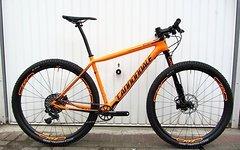 Cannondale F-Si Carbon 2 orange 2016