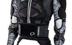 O'Neal MadAss Moveo Protector Jacket Protektorenjacke 2017 XL schwarz