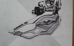 SRAM XX Umwerfer 39/26 Spec 1 Neu Original verpackt