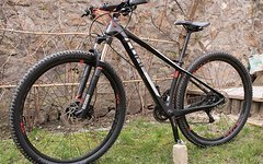 Cube Reaction Gtc Pro Carbon Mountainbike 2016 Neuwertig
