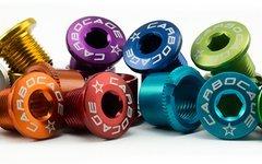 Carbocage Kettenblattschrauben - 8mm (5 Stück) *alle Farben*