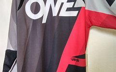 One Industries Vapor Stratum Trikot Rot