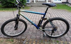 Raleigh Usa Klassiker - Mountainbike Fully