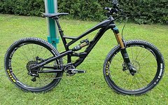 YT Industries Capra Pro Race 650B in M (Modell 2016)