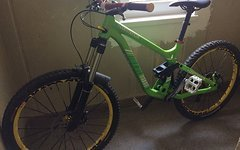 Commencal Supreme Jr. 2012, Gr. M